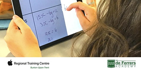 Apple RTC webinar: Deepening remote learning for all with iPad tickets