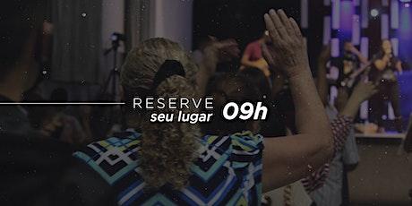 Culto de Domingo | 21/02 - 09h tickets