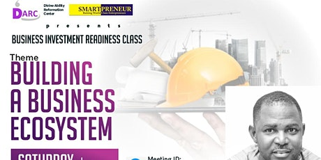 Business Investment Readiness Class Tickets
