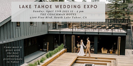 Lake Tahoe Wedding Expo tickets