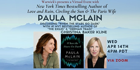 NYT Bestselling Paula McLain w/Christina Baker Kline tickets