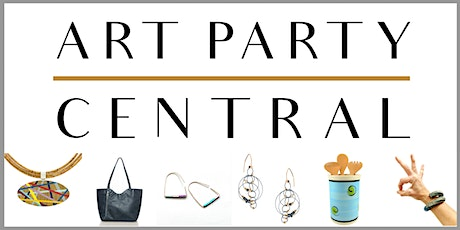 Virtual Art Party: Shopping Direct from the Makers PLUS Discounts & Raffles tickets