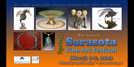 8th Annual Sarasota Spring Fine Art Festival tickets
