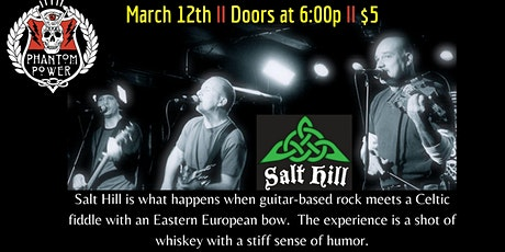 Salt Hill tickets