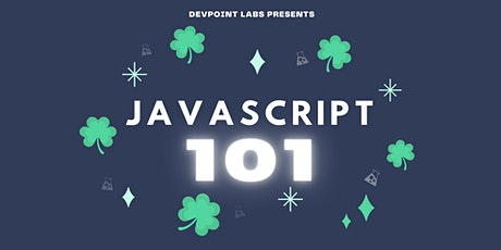 JavaScript 101 - Online Intro to Web Development | JavaScript tickets