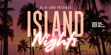 ISLAND NIGHTS! tickets
