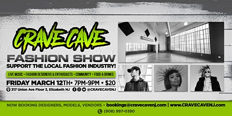 Crave Cave Fashion Show tickets