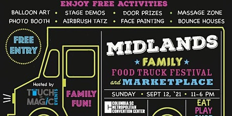 Midlands Family Food Truck Fest tickets