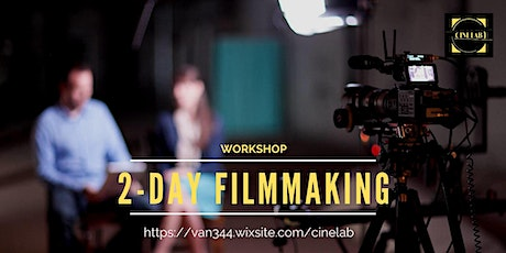 2-day Filmmaking workshop tickets