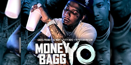 MONEYBAGG YO PERFORMING LIVE BAJAS tickets