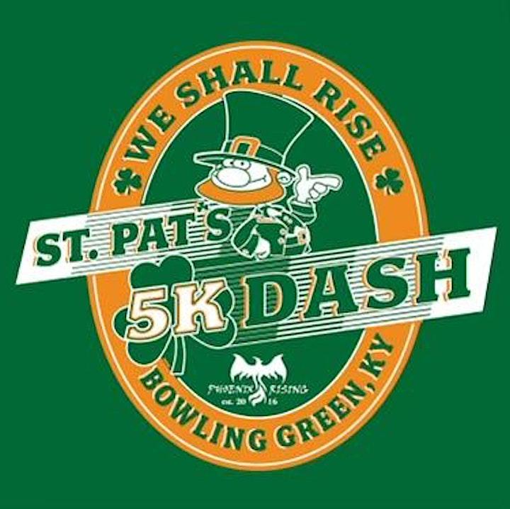 St Pat's Dash 2021 image