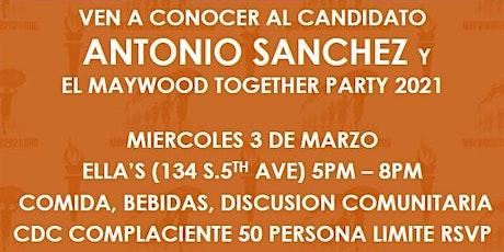Meet Candidate tickets