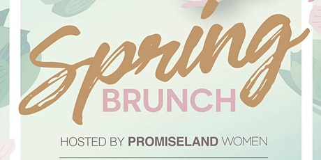 Spring Brunch tickets