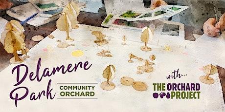 Delamere Park Community Orchard | Virtual Design Workshop tickets