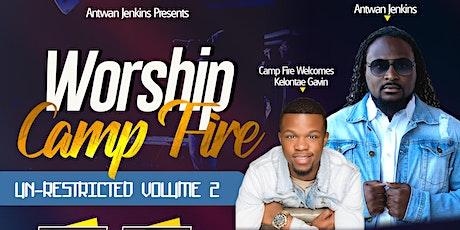 Worship Camp Fire Un-Restricted Volume 2 tickets