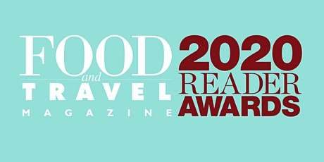Food and Travel Reader Awards 2020 tickets
