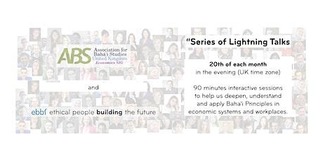 ABS esig ebbf Lighting Talks biglietti