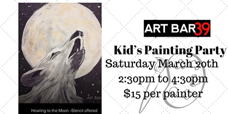 Howling  At The Moon| Kids and Teens| Wadena Studio| tickets