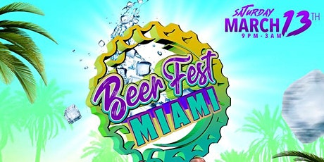 BEER FEST MIAMI tickets