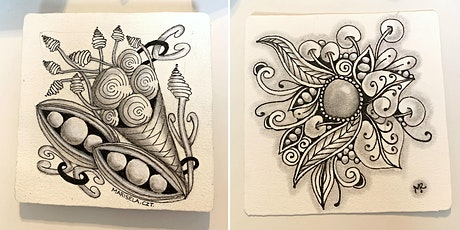 Online Workshop: Zentangle and the Art of Nature tickets