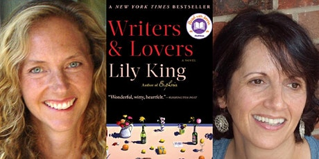 Lily King discusses Writers & Lovers with Kathy Pories on Zoom tickets