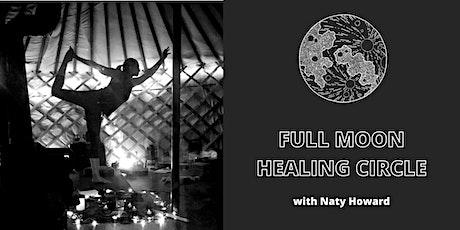 Full Moon Healing Circle tickets