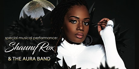 **SOULFUL SATURDAYS** FEATURING SHAUNY ROX  & THE AURA BAND tickets