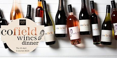 Cofield Wine Dinner tickets