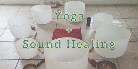 Yoga + Sound Healing tickets