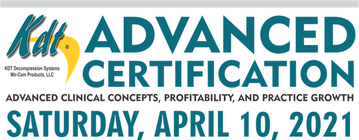 KDT ADVANCED CERTIFICATION CLASS - APRIL 10, 2021 (ONE DAY) PENNSYLVANIA image