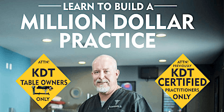 KDT ADVANCED CERTIFICATION CLASS - APRIL 10, 2021 (ONE DAY) PENNSYLVANIA tickets