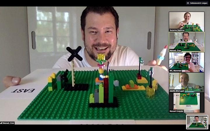 offizielle SERIOUSWORK Ausbildung zum LEGO Serious Play ONLINE Facilitator: Bild