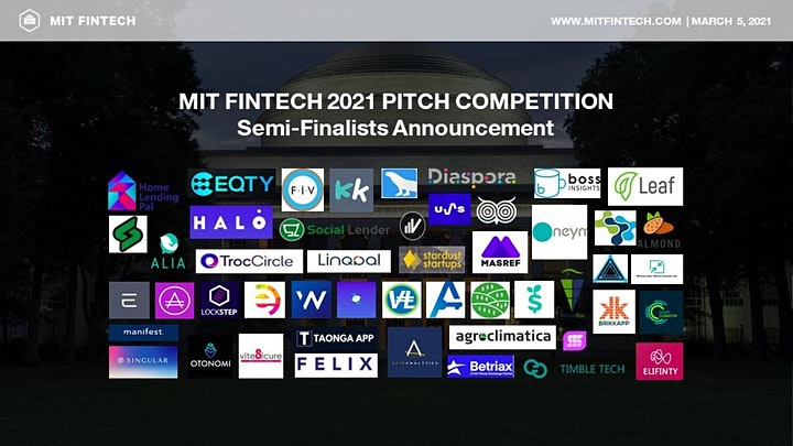MIT Sloan FinTech Conference 2021 image