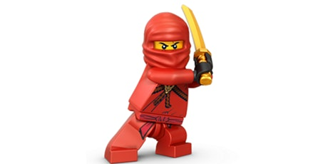 60min How to Draw Ninjago Characters - Kai @2PM (Ages 6+) tickets