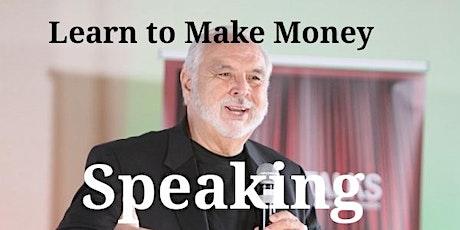 Learn to Make Money Speaking tickets