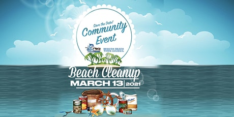 Mission Beach Community Event - Beach Cleanup & Food Drive tickets