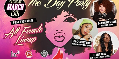 #BlackGirlMagic THE DAY PARTY tickets