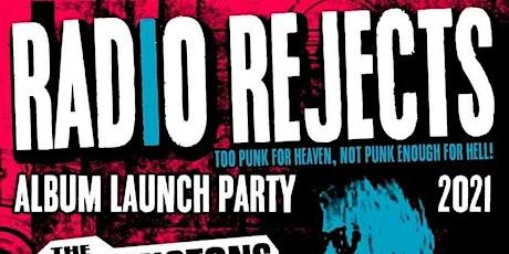 Radio Rejects + Rimmingtons + LAST + DPTM @ The Servo tickets