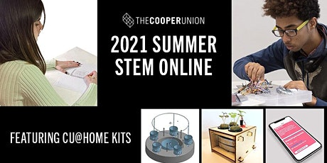 The Cooper Union Summer STEM 2021 Information Session tickets