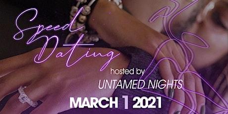 Untamed Nights Valentine's Speed Dating tickets