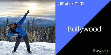 In-Studio & Virtual Bollywood Dance Workshop With Sanchit tickets