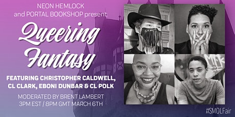 Queering Fantasy: A Panel Discussion tickets