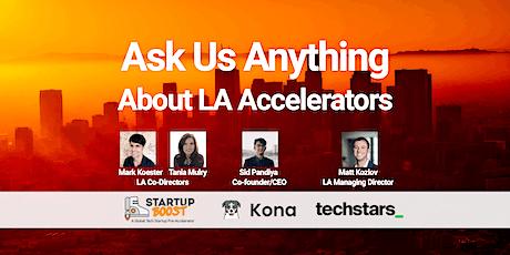 AMA Startup Boost  Techstars boletos