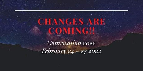 ConVocation 2022 tickets