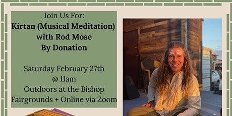Kirtan (Musical Meditation) - With Rod Mose tickets