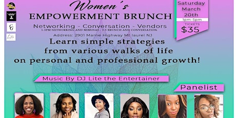 Woman's Empowerment Brunch tickets