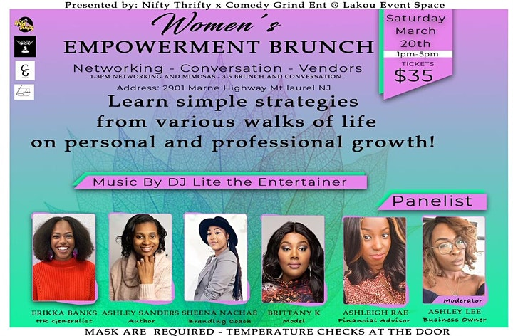 Woman's Empowerment Brunch image