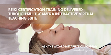 Reiki Online Training Level One Certification - Bring a Guest for Only $37 tickets