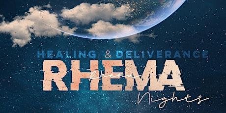 Rhema Night Chicago tickets