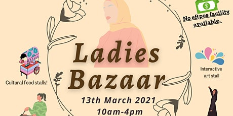 Ladies Bazaar tickets